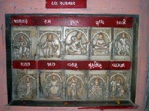 Dashavatars of lord Vishnu