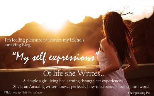 Of life she writes