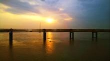 Sunrise colours | Reflection